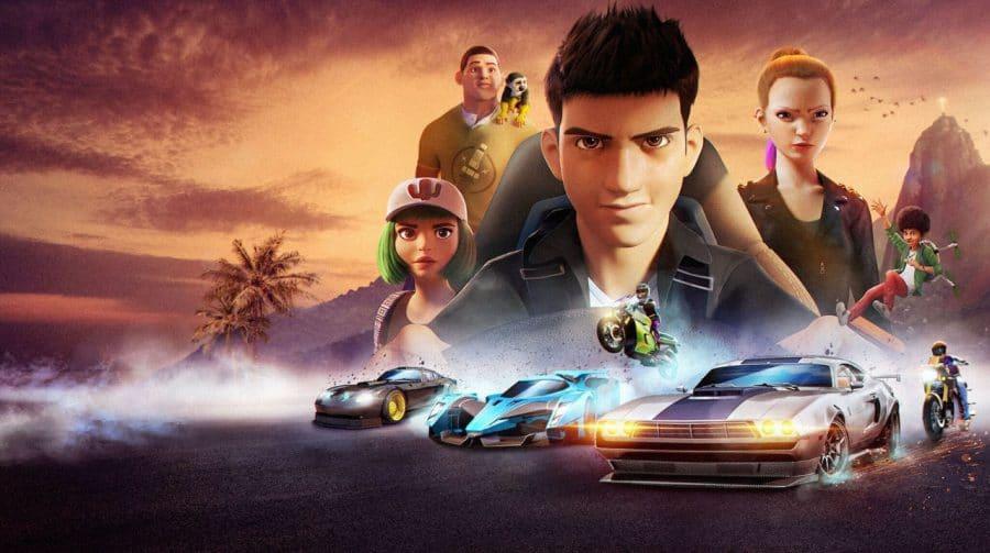 Novo jogo de Velozes e Furiosos pode ser baseado em animação da Netflix