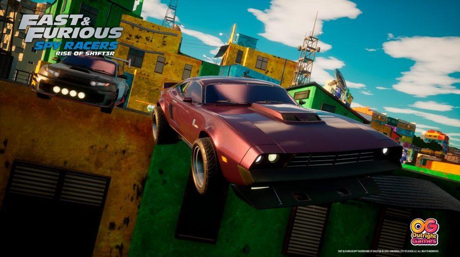Baseado em animação da Netflix, novo jogo de Velozes e Furiosos é anunciado