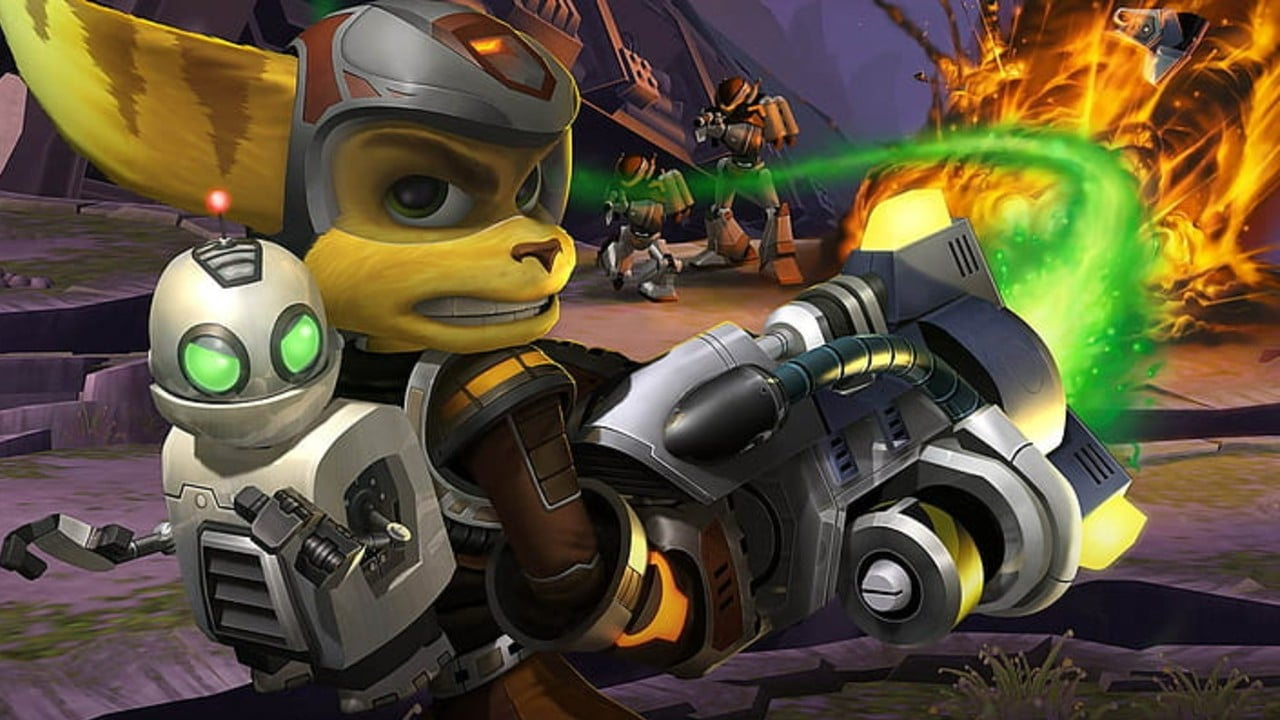 Os melhores jogos de Ratchet & Clank - Up Your Arsenal