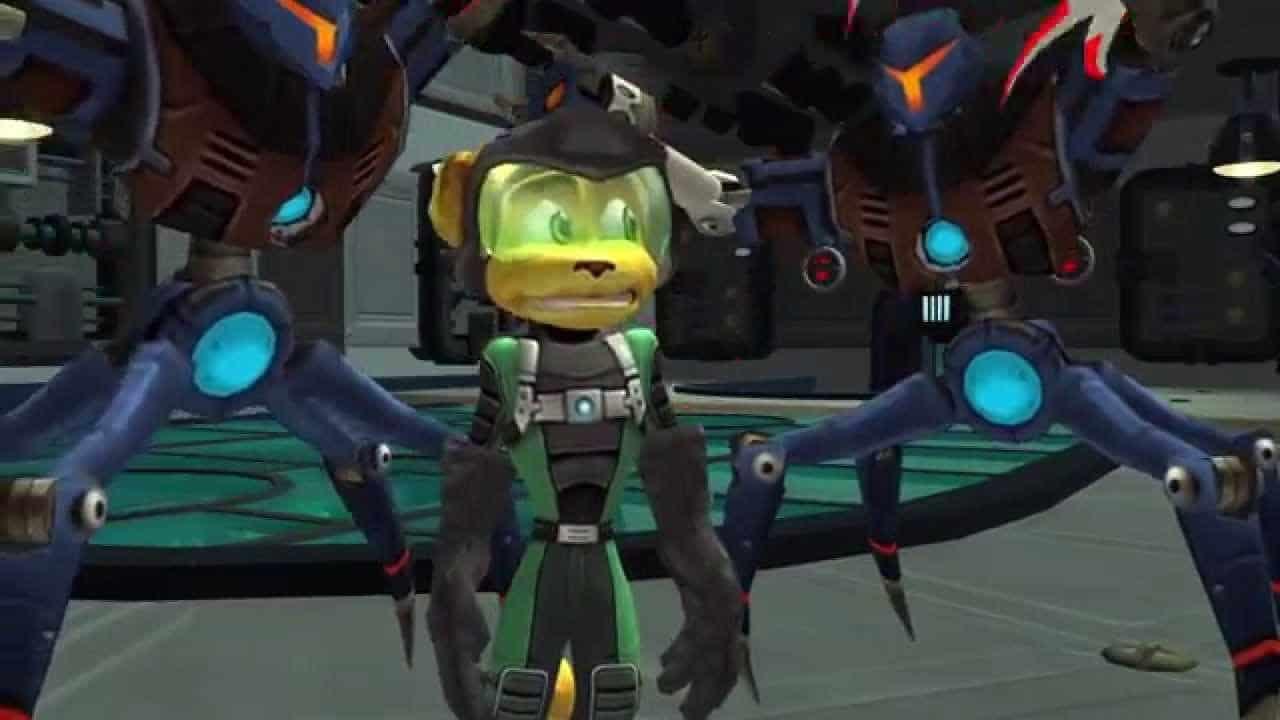 Os melhores jogos de Ratchet & Clank