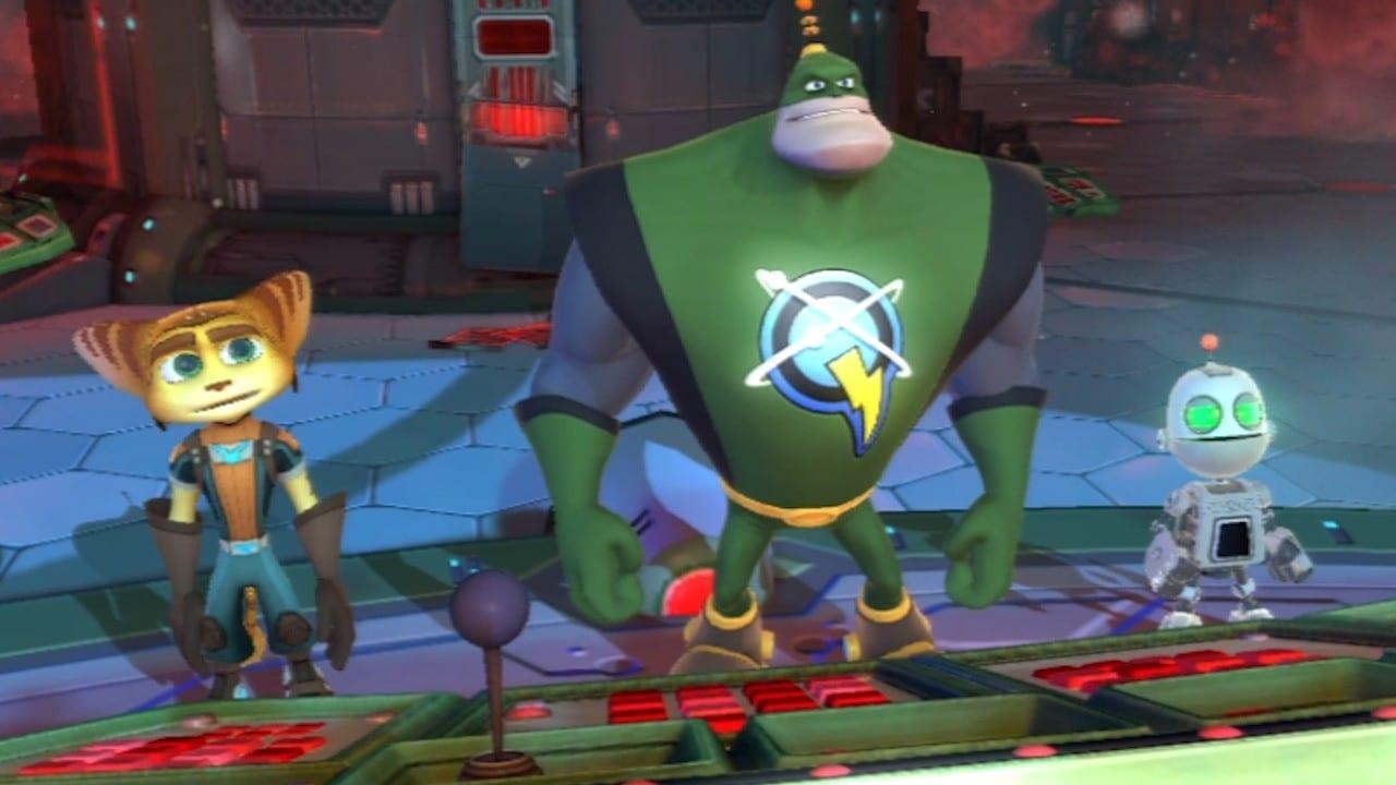 Os melhores jogos de Ratchet & Clank- QForce