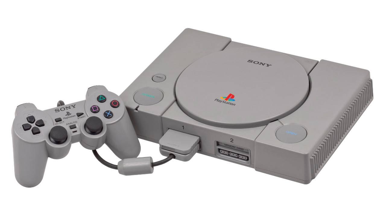 Imagem do PlayStation 1 no top 10 de videogames mais vendidos da história