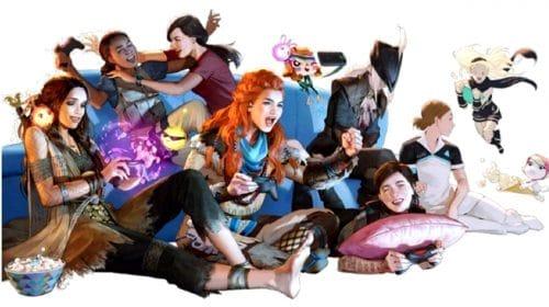 Girl Power! Sony diz que 41% dos jogadores do PS4/PS5 são mulheres