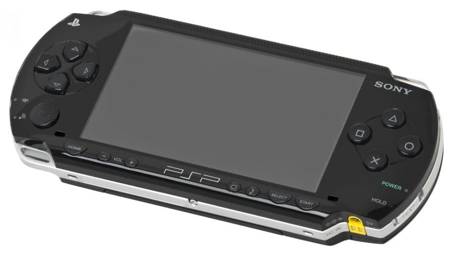 Imagens de novo modelo de PSP aparecem nas redes, mas são falsas