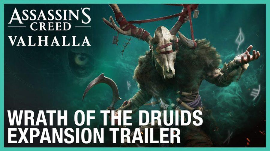 Ubisoft divulga trailer de