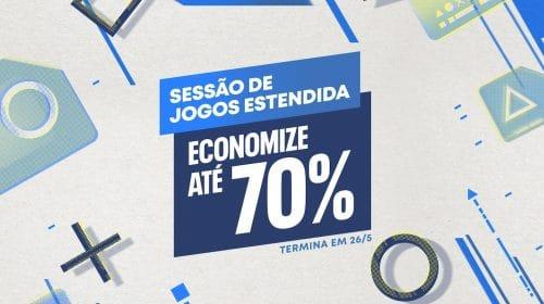 Promoção na PS Store: jogos com descontos de até 70%!