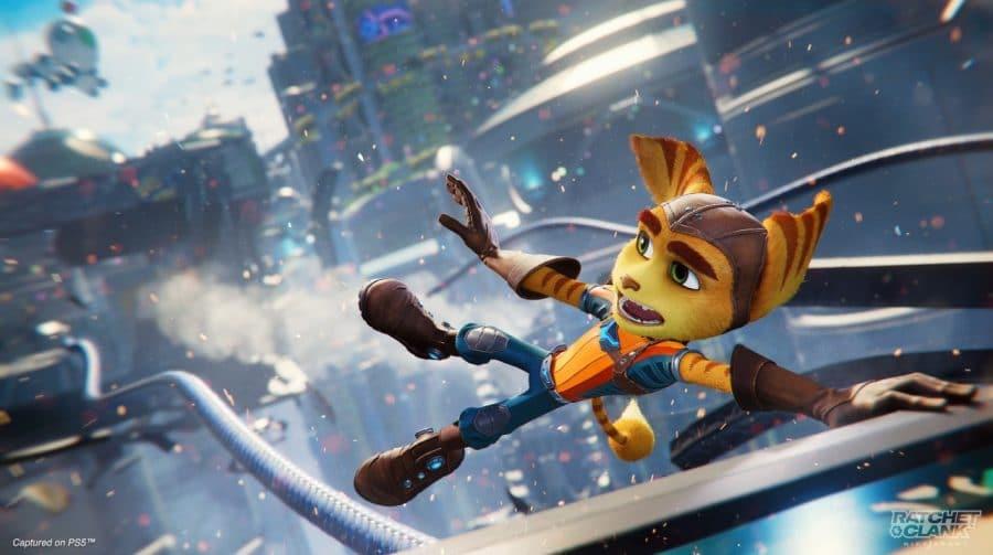 Prévias exaltam a qualidade de Ratchet & Clank: Em Uma Outra Dimensão; assista gameplays!