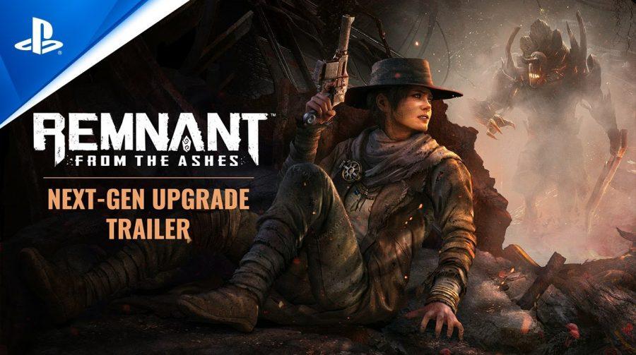 Upgrade de Remnant: From the Ashes para PS5 está disponível; veja gameplay!