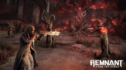 Remnant: From the Ashes receberá upgrade para rodar em 4K ou 60 FPS no PS5