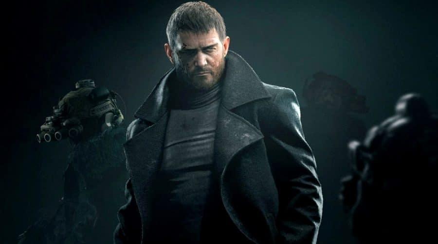 Resident Evil Village se torna uma das maiores estreias no PS5