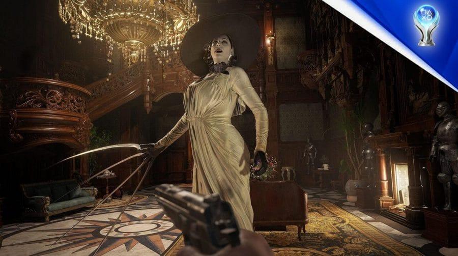 [Guia] Como conquistar todos os troféus de Resident Evil Village