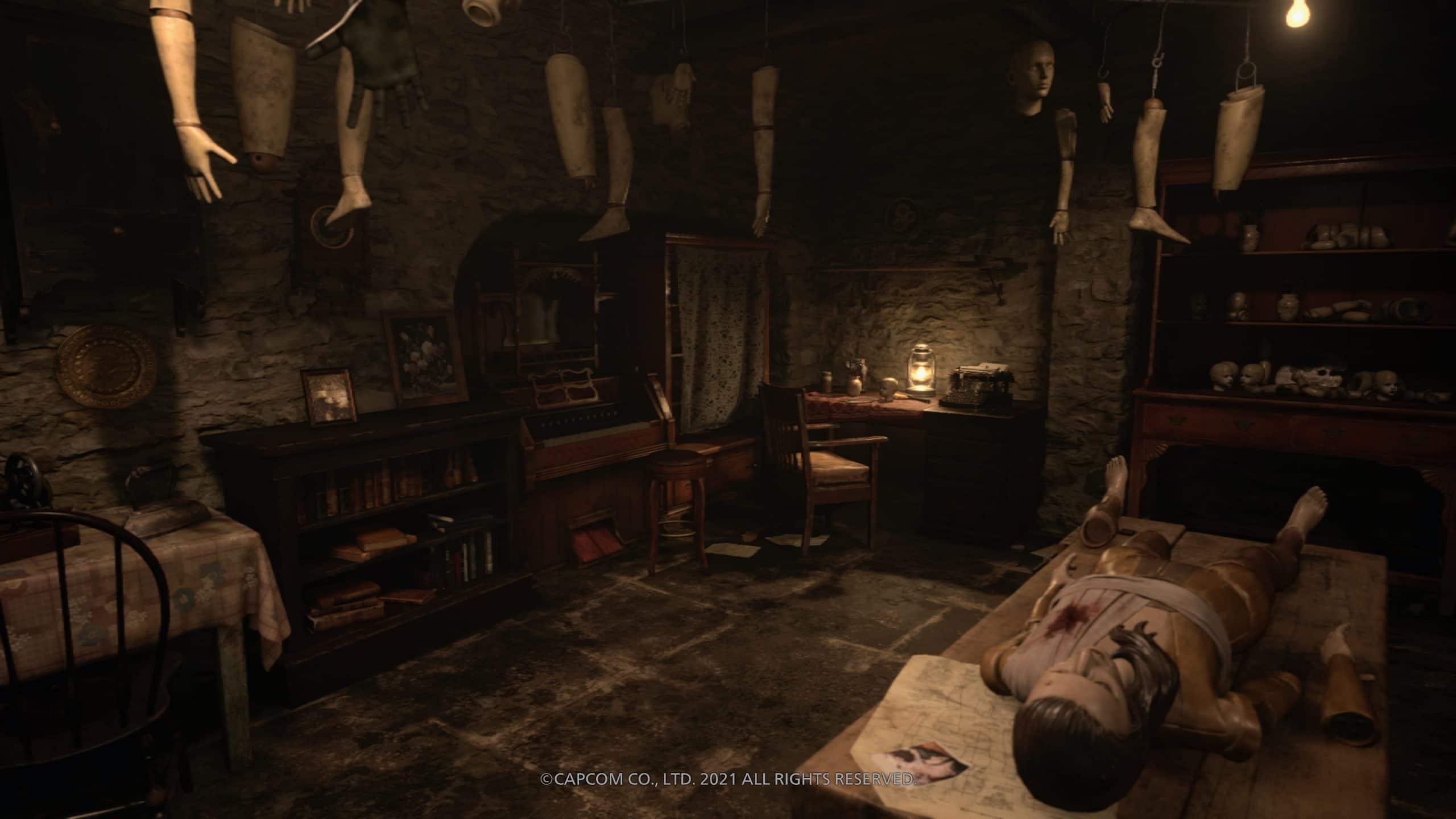 Resident Evil Village tem terror raiz (Foto: Reprodução/Thiago Barros)