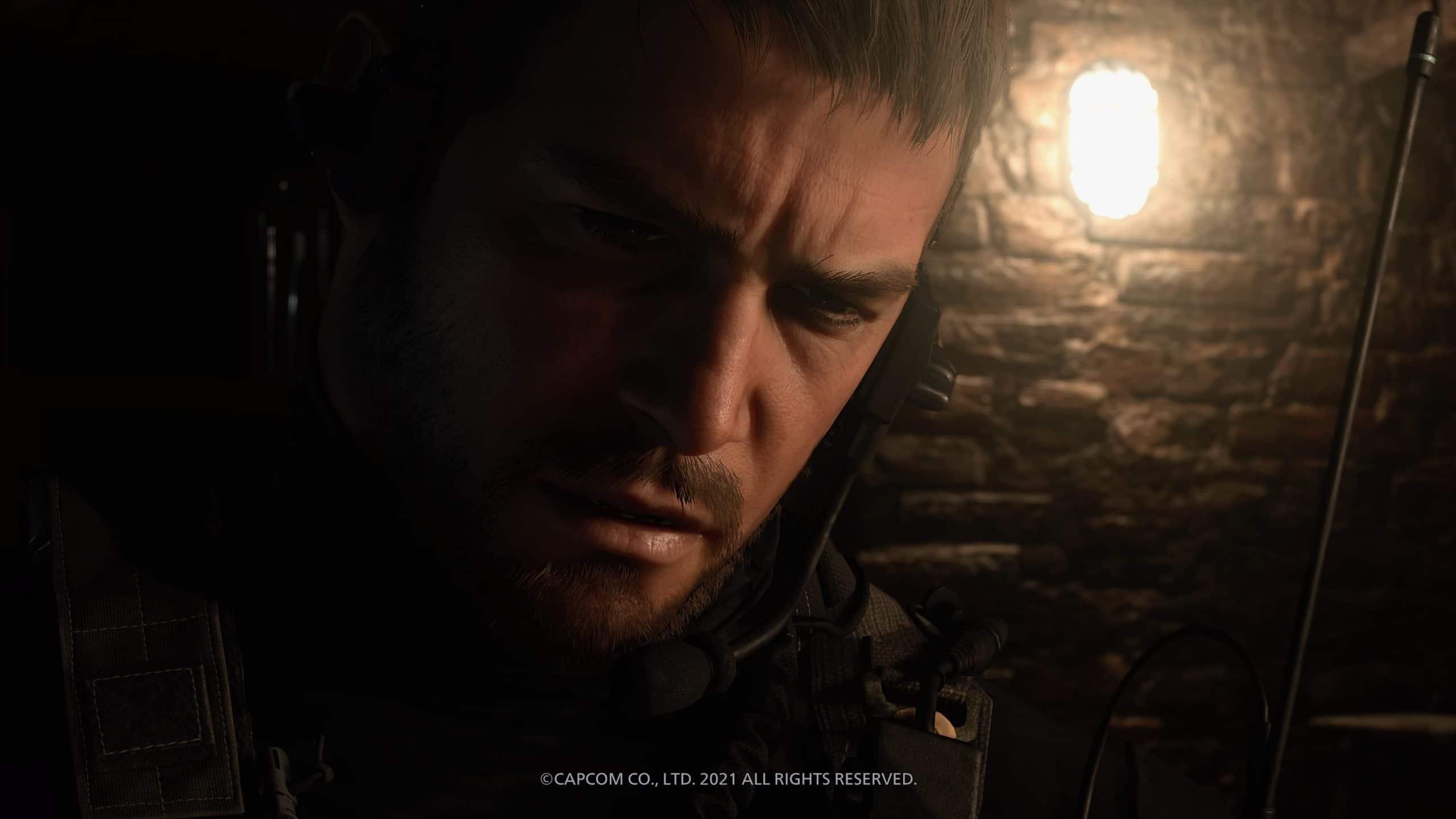 Chris está de volta em Resident Evil Village (Foto: Reprodução/Thiago Barros)