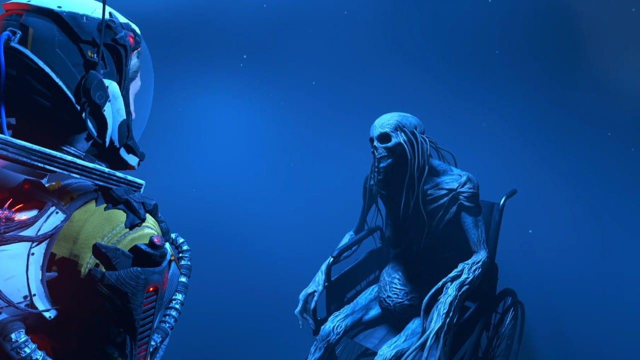 Returnal - Selene e Theia final secreto