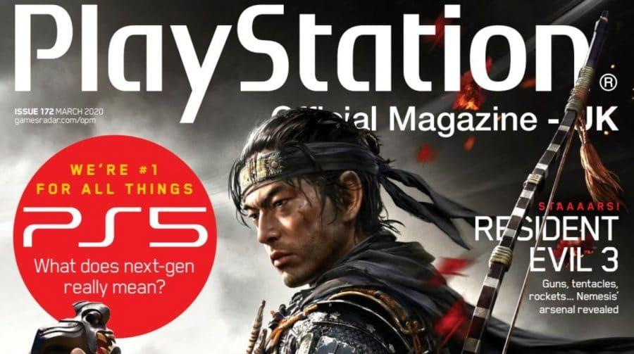 Revista Oficial da PlayStation do Reino Unido chega ao fim após 26 anos