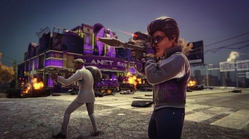 Saints Row: The Third Remastered chega ao PlayStation 5 no dia 25 de maio