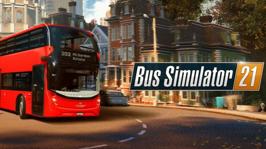 Bus Simulator 21 chegará no PlayStation 4 no dia 7 de setembro