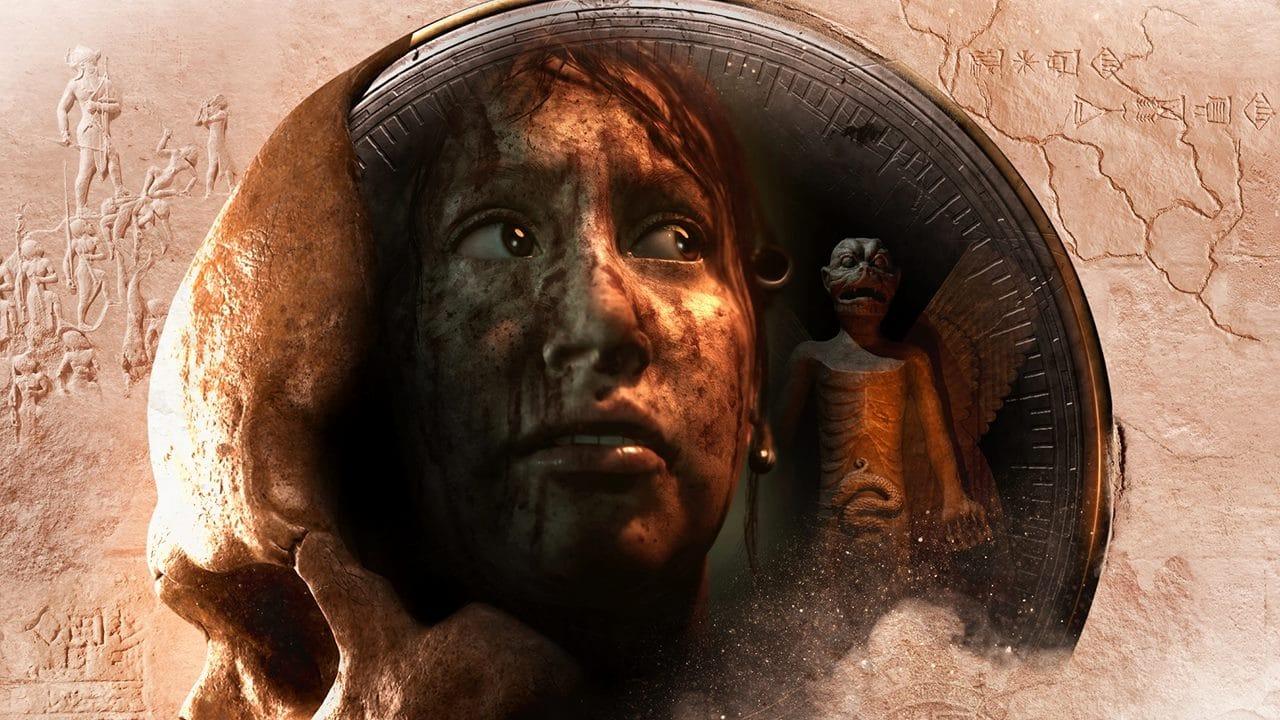 Imagem da matéria sobre eventos de games com uma personagem de House of Ashes representado dentro de um crânio de caveira.