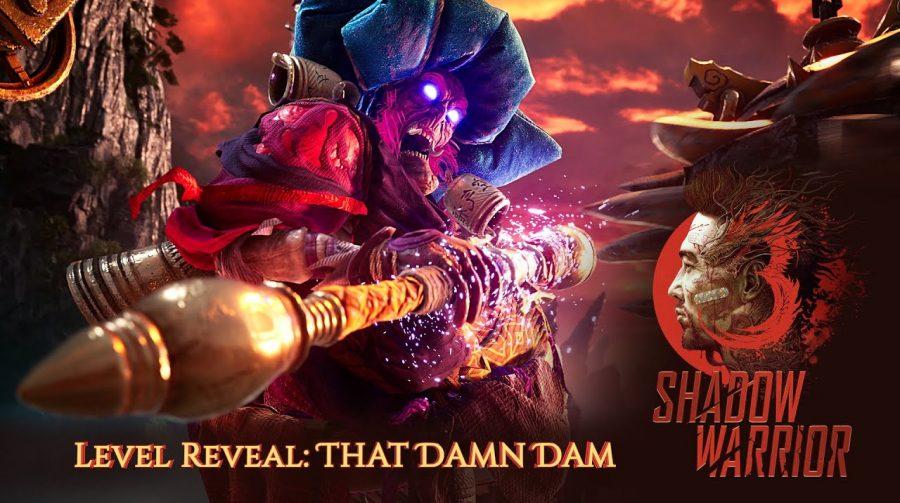 Com ação frenética, trailer de Shadow Warrior 3 mostra nova arena e arma