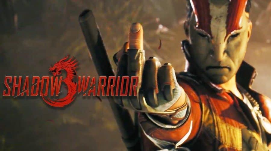 Shadow Warrior 3 chegará ao PlayStation 4, anuncia Devolver Digital