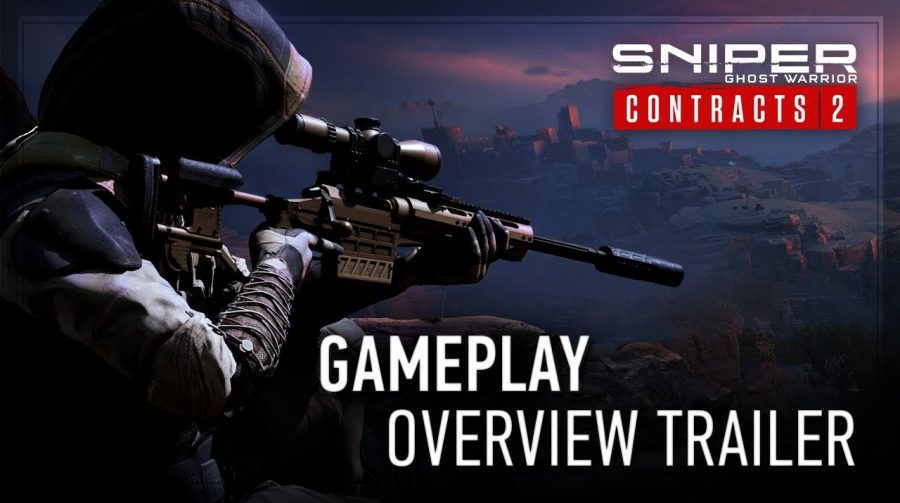 Trailer de Sniper Ghost Warrior Contracts 2 destaca recursos do protagonista