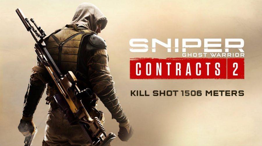 Versão de PS5 de Sniper Ghost Warrior Contracts 2 é adiada