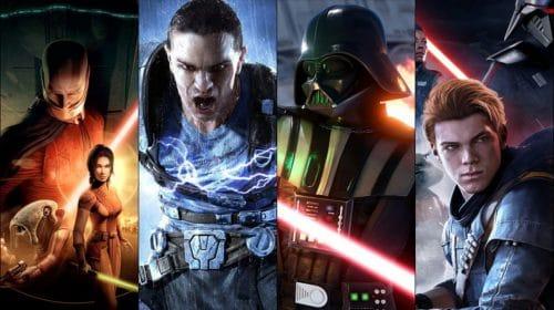 Star Wars Day! Confira os 5 jogos mais legais da franquia