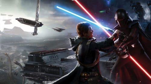 EA libera Star Wars JEDI: Fallen Order no PlayStation 5, mas demora a anunciar