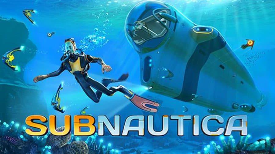 Subnautica, do Play At Home, está com upgrade gratuito para PlayStation 5