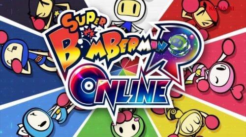Super Bomberman R Online ficará gratuito em maio no PS4 e PS5