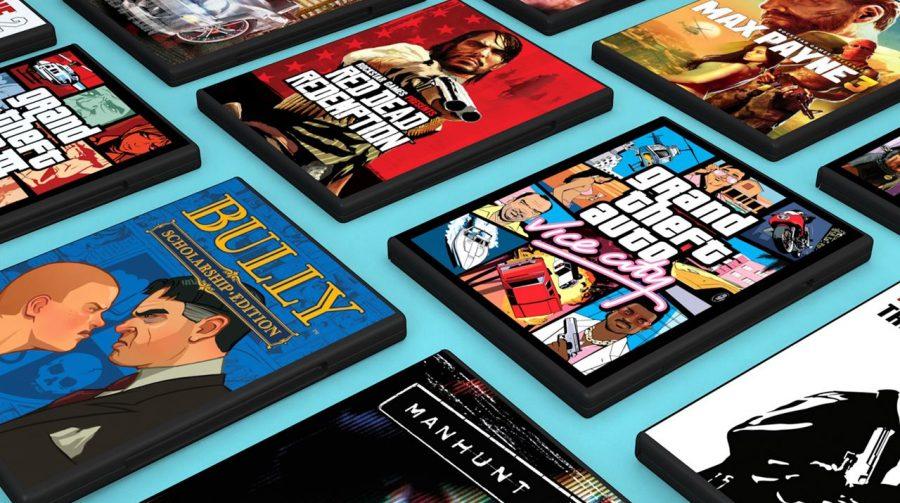 Take-Two pode lançar nove remasters/remakes até 2025