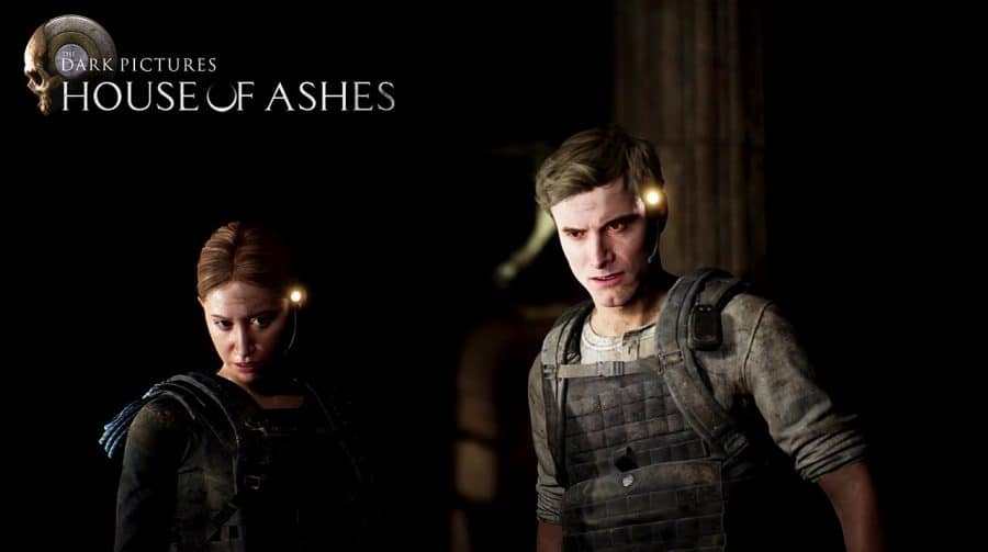 Monstro misterioso é destaque em teaser de The Dark Pictures Anthology: House of Ashes