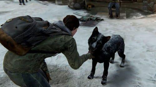 Cãozinho do primeiro The Last of Us está no segundo jogo e poucos perceberam