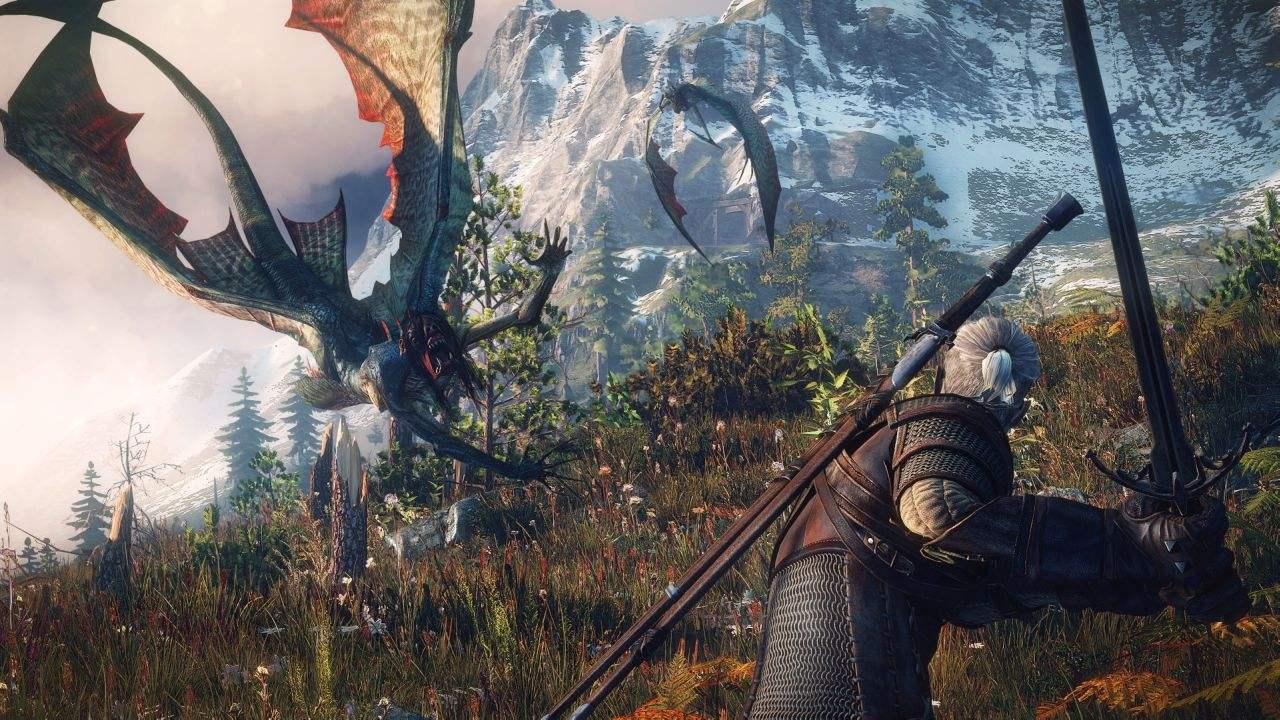 The Witcher 3: Wild Hunt - Os 10 melhores jogos de mundo aberto do PlayStation