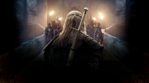 2ª temporada de The Witcher na Netflix está em fase de pós-produção