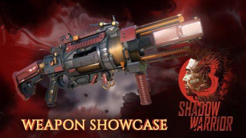 Shadow Warrior 3: trailer mostra diferentes tipos de armas em ação