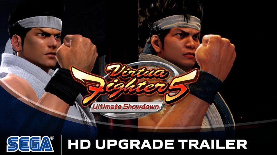 Trailer de Virtua Fighter 5 Ultimate Showdown destaca as melhorias para o PS4