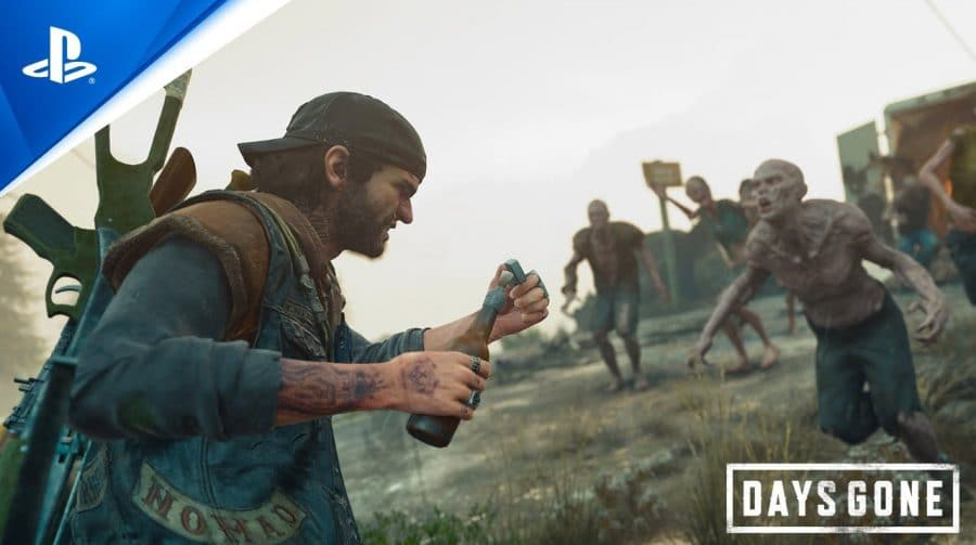 Trailer de lançamento de Days Gone para PC mostra os perigos do jogo em ultrawide