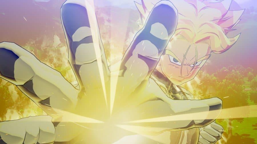 Imagens do DLC de Trunks de Dragon Ball Z: Kakarot mostram futuro sombrio