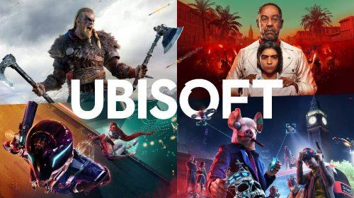 Vendas da Ubisoft caem 17% no 1º trimestre fiscal de 2021