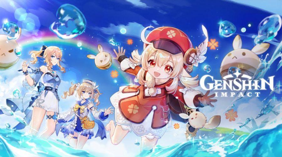 Update 1.6 de Genshin Impact chega em junho e leva os jogadores ao verão de Teyvat
