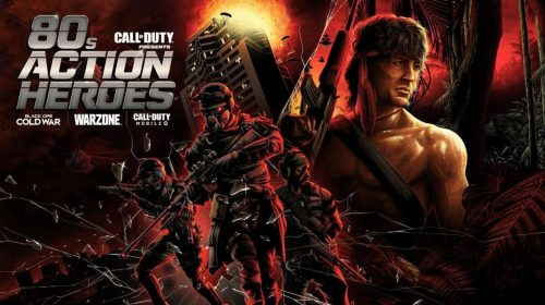 Rambo e John McClane chegam ao Warzone e Black Ops Cold War em 20 de maio