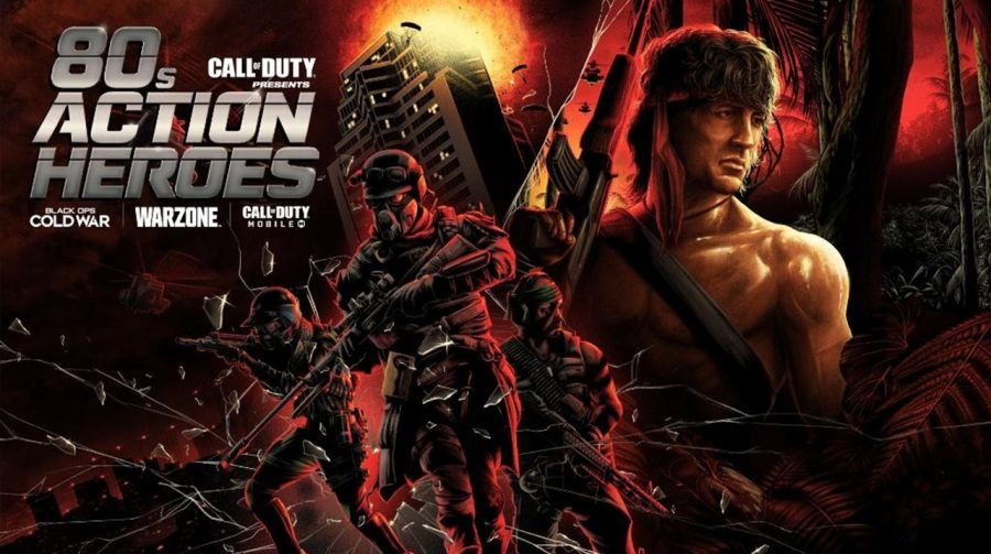 Como conseguir os pacotes de Rambo e John McClane em Warzone e Cold War