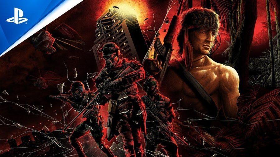 Trailer de Warzone e Black Ops Cold War revela Rambo e John McClane em ação