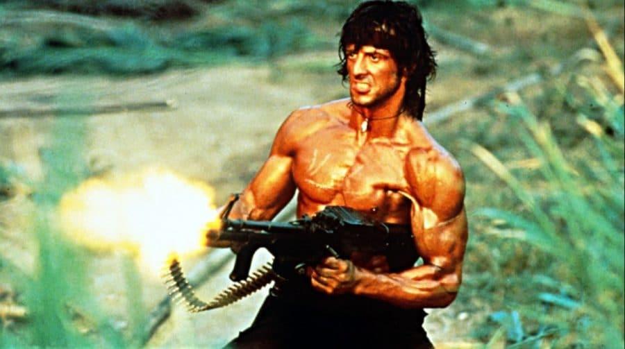 Conta oficial de Warzone sugere crossover com Rambo no battle royale