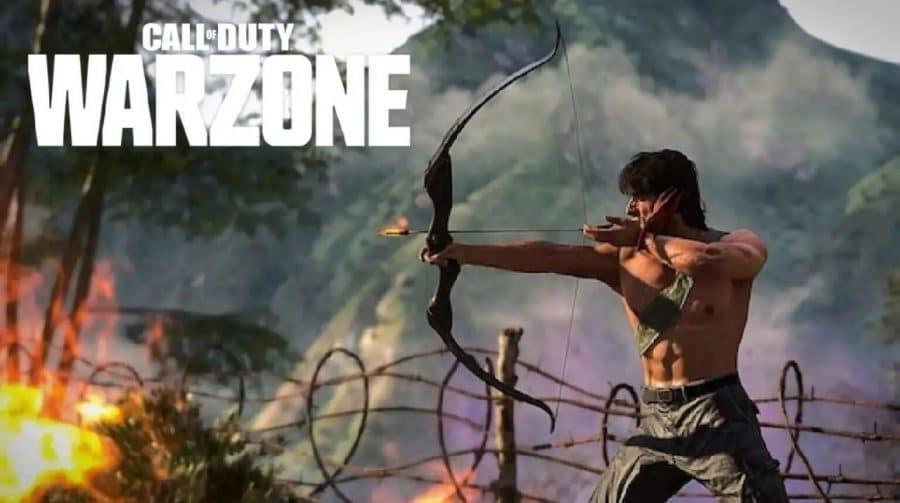 Warzone: Arco de Combate poderá ser adquirido nas estações de compra