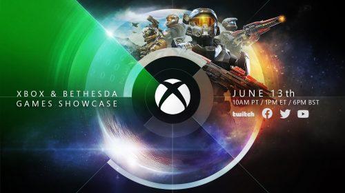 Xbox e Bethesda farão showcase em conjunto no dia 13 de junho