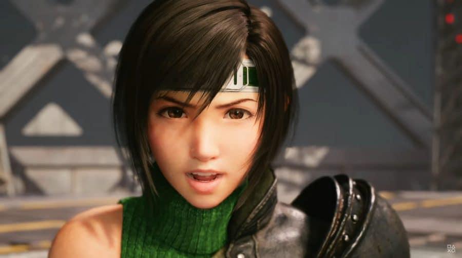 Cópias usadas de Final Fantasy VII Remake Intergrade podem não ter o DLC da Yuffie