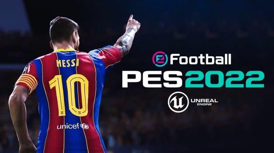Revelação completa? Konami confirma anúncio de PES 2022 para 21 de julho