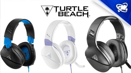 Amazon oferece headsets Turtle Beach com desconto